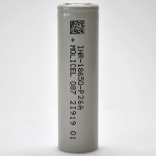 Molicel INR-18650-P26A -...