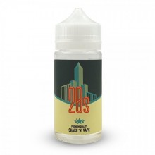 ECIG - 20's White Label 100ml