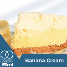 TPA Banana Cream 15ml Flavor