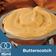 TPA Butterscotch 15ml Flavor