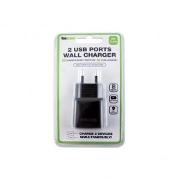 Wall Charger USB 2 Ports...