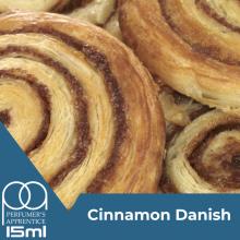 TPA Cinnamon Danish 15ml Flavor