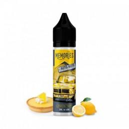 Memories - Lemon Tart 60ml