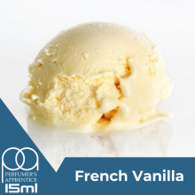 TPA French Vanilla 15ml Flavor