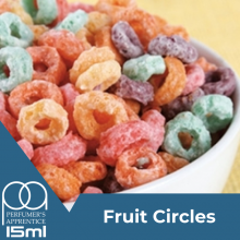 TPA Fruit Circles 15ml Flavor