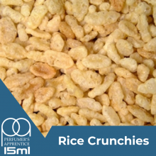 TPA Rice Crunchies 15ml Flavor