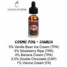 Cosmic Fog - Church
