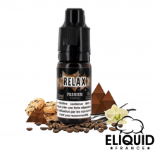 Eliquid France - Relax 10ml