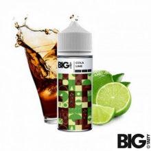 Big Tasty - Cola Lime 120ml...