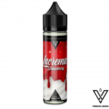 Lacrema Strawberry 12/60ml...