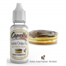 Capella Boston Cream Pie V2...