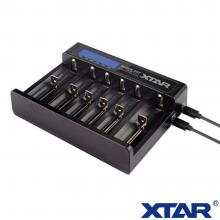 XTAR MC-6 Battery Charger...
