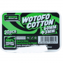 Wotofo - Agleted Organic...