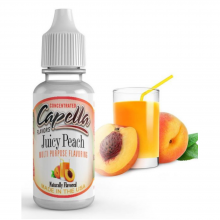 Capella Juicy Peach Flavor...