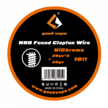 N80 Fused Clapton Wire...