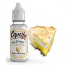 Capella Lemon Meringue Pie...
